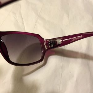 8eb85a0a568 Extreme Optiks Accessories - Extreme Optiks purple black sunglasses